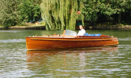 Image of Collins Open Launch for sale in United Kingdom for £37,500 Henley on Thames, United Kingdom