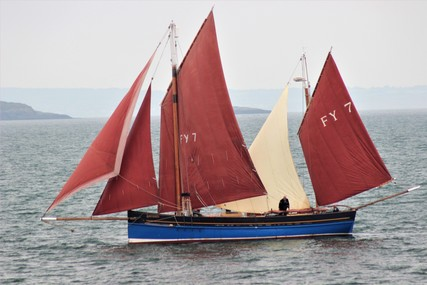 Traditional Looe Lugger for sale in United Kingdom for £164,950