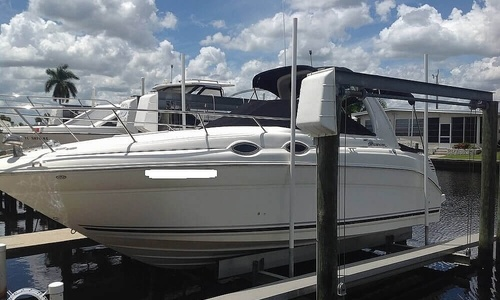 Image of Sea Ray 260 Sundancer for sale in United States of America for $32,400 (£24,782) North Fort Myers, Florida, United States of America