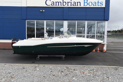 Jeanneau Cap Camarat 625 WA for sale in United Kingdom for £14,995