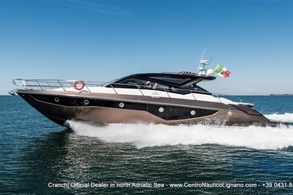 Cranchi 60 ST for sale in Italy for €998,500 (£902,004)