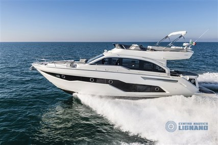 Cranchi E52 F Evoluzione for sale in Italy for €904,000 (£814,282)