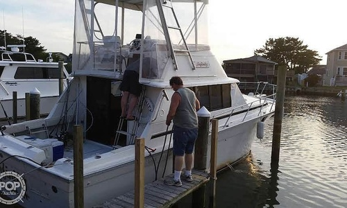 Image of Silverton 37C for sale in United States of America for $24,900 (£17,673) Chesapeake Beach, Maryland, United States of America