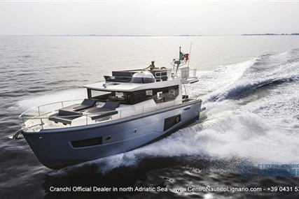 Cranchi Eco Trawler 43 for sale in Italy for €547,000 (£485,972)