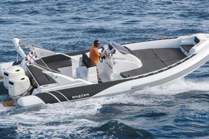 MASTER 855 for sale in Italy for €64,000 (£54,612)