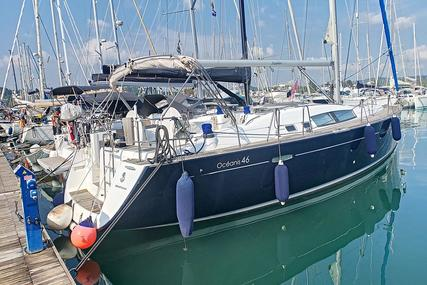 Beneteau Oceanis 46 for sale in Greece for €149,000 (£128,213)