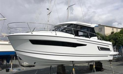 Image of Jeanneau Merry Fisher 895 for sale in United Kingdom for £125,995 Plymouth, United Kingdom