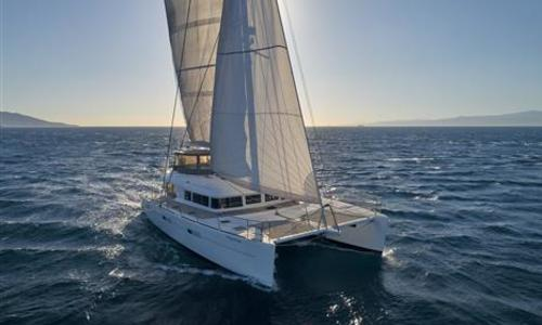 Image of Lagoon 620 for sale in Spain for €1,370,000 (£1,192,435) Barcelona, Spain