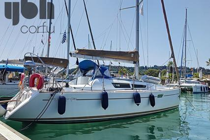 Jeanneau Sun Odyssey 36i for sale in Greece for €53,000 (£44,372)