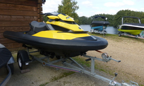 Image of Sea-doo QRV iS for sale in United Kingdom for £10,000 South East, Hook, United Kingdom