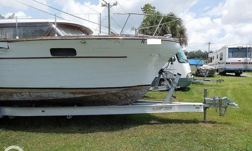 Image of Chris-Craft Constellation 31 2013 Twin Yanmars for sale in United States of America for $40,000 (£28,915) Melbourne, Florida, United States of America