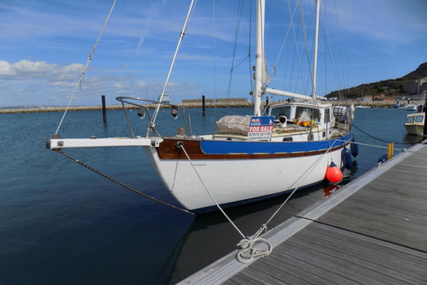 Wooden Motor Sailer Maurice Griffiths Good Hope Class for sale in United Kingdom for £28,500
