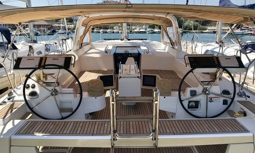 Image of Beneteau Oceanis 55 for sale in Romania for €367,000 (£314,223) Constanta, Romania