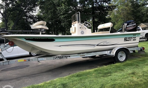 Image of Carolina Skiff JVX 18 for sale in United States of America for $26,800 (£20,666) Traverse City, Michigan, United States of America