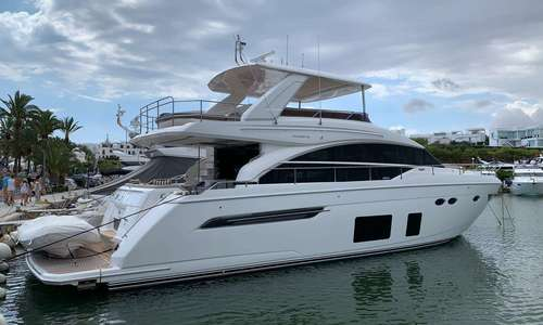 Image of Princess 68 Flybridge for sale in Spain for £1,895,000 Cala d'or, Spain