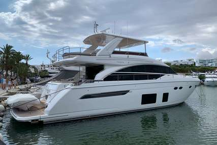 Princess 68 Flybridge for sale in Spain for £1,895,000