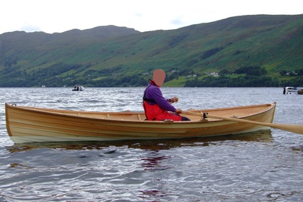 Custom Paul Gartside rowing skiff for sale in United Kingdom for £6,750