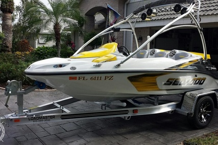 Sea-doo 15 for sale in United States of America for $19,250 (£15,420)