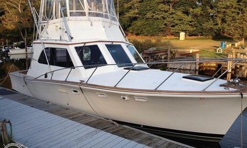 Image of Egg Harbor 33 Sedan Fisherman for sale in United States of America for $58,000 (£44,724) Center Moriches, New York, United States of America