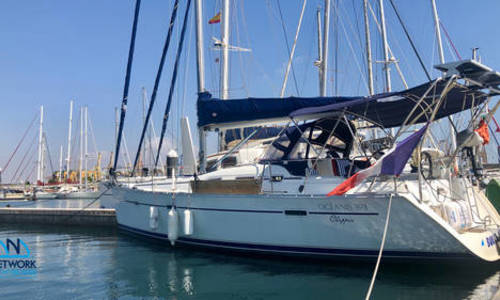 Image of Beneteau Oceanis 393 Clipper for sale in Spain for €88,990 (£75,240) Valencia, Spain