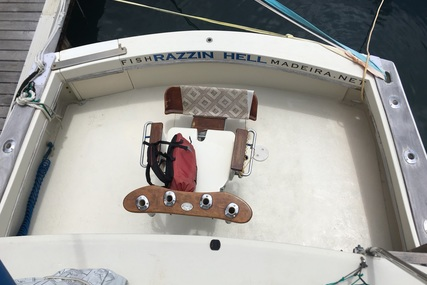 Hatteras Contvertable 41 convertible for sale in Malta for €26,000 (£23,440)
