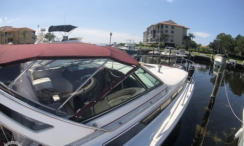 Image of Chris-Craft 320 Amerosport for sale in United States of America for $22,500 (£17,420) Tarpon Springs, Florida, United States of America