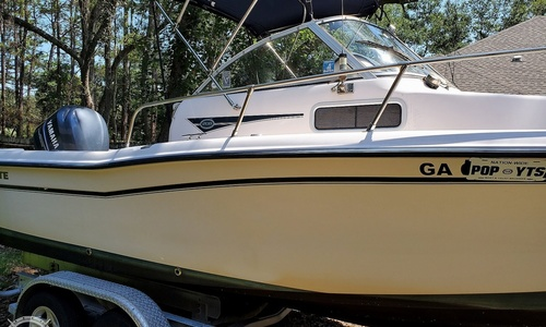 Image of Grady-White Adventure 208 for sale in United States of America for $31,000 (£24,574) Saint Marys, Georgia, United States of America