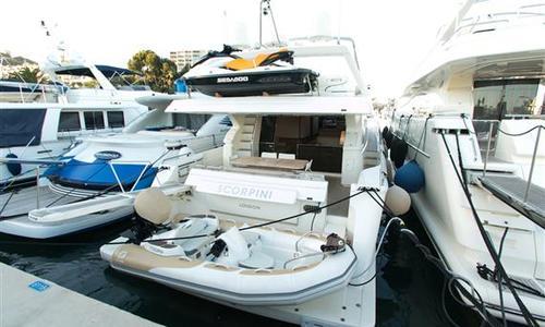 Image of Ferretti 681 for sale in Spain for €690,000 (£590,774) Palma de Mallorca, , Spain