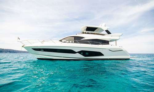 Image of Sunseeker Manhattan 66 for sale in Spain for £1,450,000 Mallorca, Spain