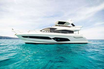 Sunseeker Manhattan 66 for sale in Spain for £1,450,000
