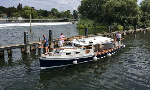 Image of J. Harvey and Sons Dunkirk Little Ship for sale in United Kingdom for £49,950 Henley on Thames, United Kingdom