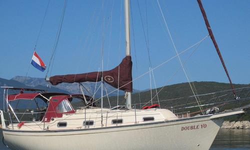 Image of Island Packet 29 Cruising Sailor for sale in Greece for €39,500 (£34,890) Kalamata (, Greece