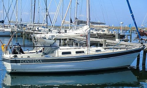 Image of Hallberg-Rassy 29 for sale in Netherlands for €37,500 (£33,123) Willemstad , Netherlands