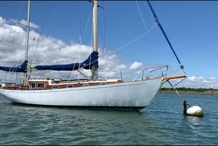 Custom Kim Holman Landfall ketch for sale in United Kingdom for £47,500