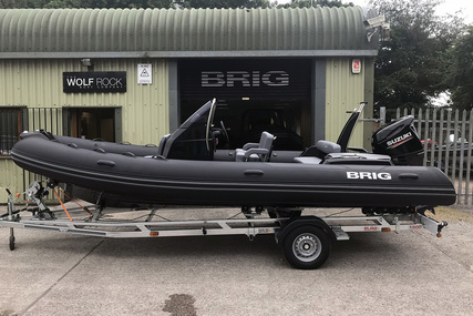 Brig Eagle 6 - NEW 2020 - ORCA Hypalon Fabric Impression for sale in United Kingdom for £36,495