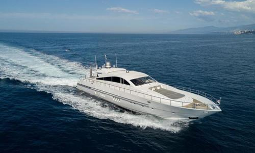 Image of Leopard 27m for sale in France for €1,200,000 (£1,059,940) French Riviera,, France