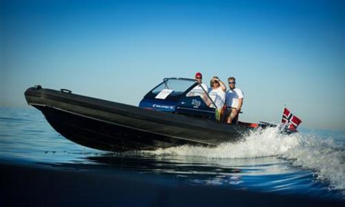 Image of Goldfish 29 Sport RIB for sale in France for €145,000 (£130,987) Cannes, France