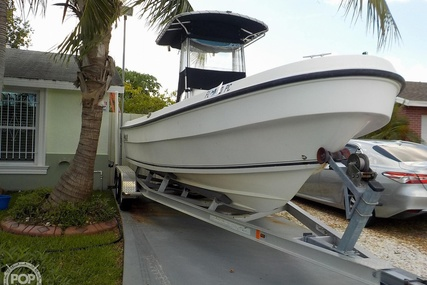 Angler 22 Panga for sale in United States of America for $25,750 (£19,871)
