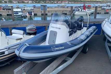 Ribcraft 585 Custom for sale in United Kingdom for £29,995