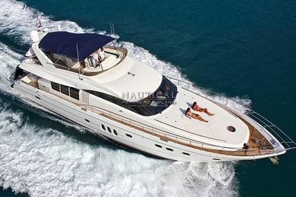 Princess 23 for sale in Finland for €1,050,000 (£903,840)