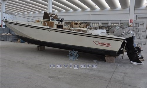 Image of Boston Whaler 25 Outrage for sale in Italy for €29,000 (£26,210) Toscana, Italy