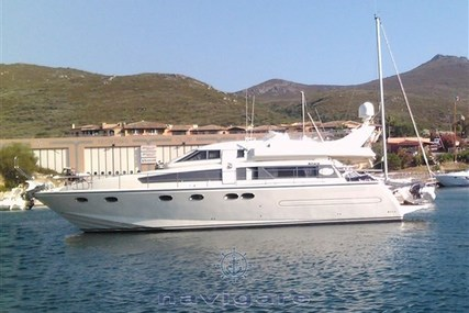 Posillipo Technema 55 for sale in Italy for €250,000 (£220,821)