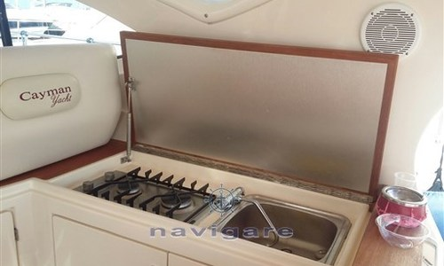Image of Cayman 43 Walkabout for sale in Italy for €139,000 (£127,621) Marche, Italy