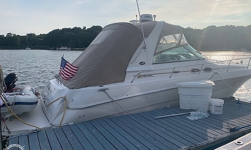 Image of Sea Ray 310 Sundancer for sale in United States of America for $61,200 (£47,240) East Marion, New York, United States of America