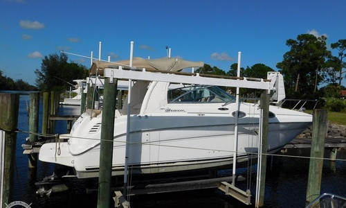 Image of Sea Ray 260 Sundancer for sale in United States of America for $24,999 (£20,206) Stuart, Florida, United States of America