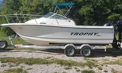 Image of Trophy Pro 2102 for sale in United States of America for $25,500 (£19,515) Lynnville, Tennessee, United States of America