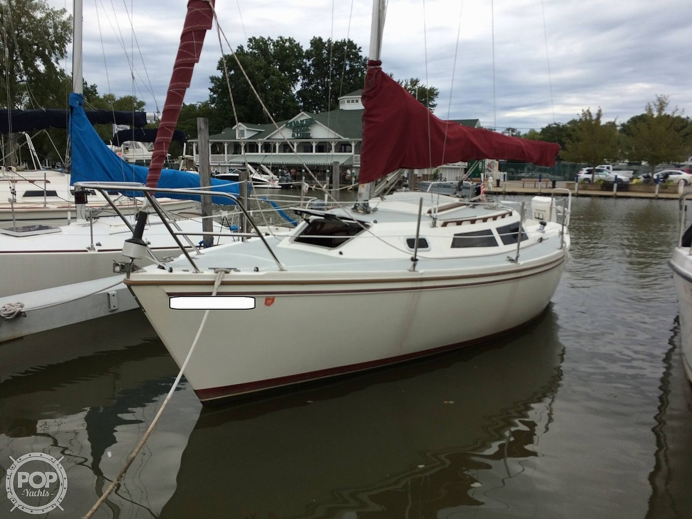 Catalina Capri 26 For Sale In United States Of America For