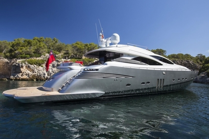 Pershing 90 for sale in Spain for €1,990,000 (£1,762,840)