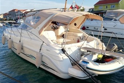Cranchi Zaffiro 34 for sale in Croatia for €61,500 (£52,672)