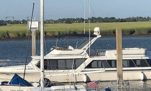 Image of Bluewater Yachts Coastal Cruiser 55 for sale in United States of America for $66,700 (£50,756) Tybee Island, Georgia, United States of America